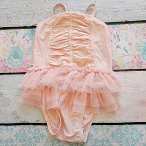 Ruffle Swimsuit Old Navy 12 -18 months